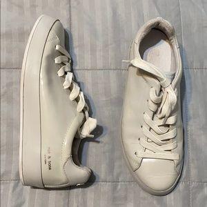 Rag & Bone white sneakers